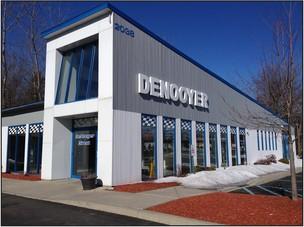 Denooyer Building, Albany, NY